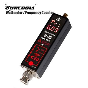 Picture of SURECOM SF-20 20W POWER METER and Frequency counter