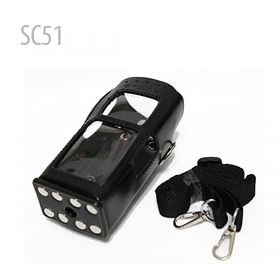 Picture of Hard PU Leather Holster Case For Motorola 2 Way Radio MTP850