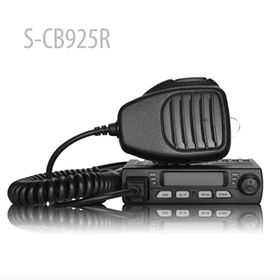 Picture of Mini 25.615-30.105mhz Smart Radio Transceiver 8W Walkie Talkie for Car radio