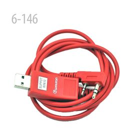 Picture of USB Programming Cable+Software CD Support Win10 Win8 For KG-UV6D KG-UV8D KGUV899
