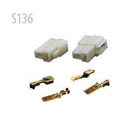 Picture of T-Shaped DC Socket for YAESU DC Power Cord FT-7800R、FT-8800R、FT-8900R