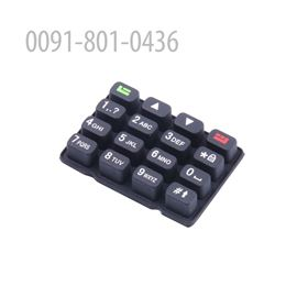 Picture of Rubber Keypad for TYT MD380 MD-380
