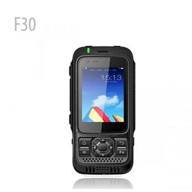Picture of F30 4G LTE Zello 2.4 Inch Touch Screen IP67 Waterproof Android PTT Walkie Talki