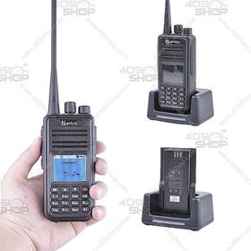 HARICO P8668 UHF 400-480MHz (DMR) Digital Radio SET as TYT MD-380