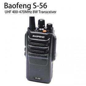 BAOFENG S-56 8W 400-470MHz Two Way Radio