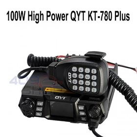QYT KT-780PLUS 100W VHF136-174MHz Single Band Mobile Radio