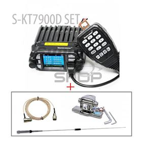 SURECOM KT-7900DMINI MOBILE RADIO + ANTENNA + MOBILE BRACKET + extend cable