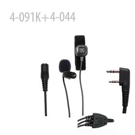 Picture of 3-wire kit Earpiece