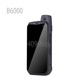 B6000 4G LTE Zello PTT Walkie Talkie Octa Core 4GB RAM 64GB ROM 5000mAh NFC Android 6.0 IP68