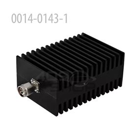 100W N male to female connector RF attenuator,DC to 3GHz,50 Ohm