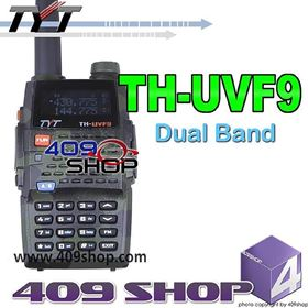 Picture of TYT TH-UVF9 (Camouflage) 136-174 /400-470MHZ Radio