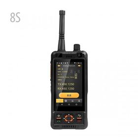 Picture of SURE 8S Walkie Talkie Android Smartphone DMR/Analog Dual Mode UHF 400-470MHz Two Way Radio Support Zello PTT A-GPS BDS Camera Wifi