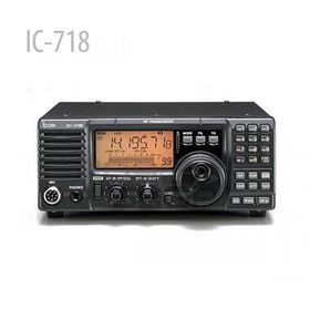 ICOM IC-718 HF ALL BAND TRANSCEIVER